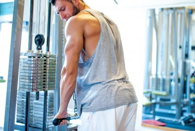 A Great Chest and Great Triceps: How To Get Both